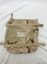 MOLLE II DCU RADIO UTILITY POUCH 3 Color Desert US Military Issue