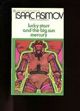 LUCKY STARR AND THE BIG SUN MERCURY  ( Asimov as Paul French) 1st US SB VG
