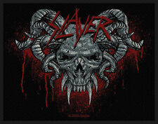 SLAYER - Aufnäher Patch - demonic 10x7,5cm