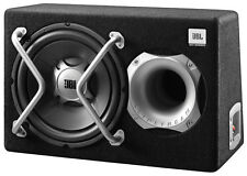 NEW JBL Car Audio Powered Subwoofer Enclosure GTBASSPRO12