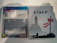 ether edition steelbook playstation ps4 ps 4