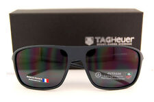 Brand New TAG Heuer Sunglasses 6041 108 Dark Blue/Grey/OutDoor Grey for Men