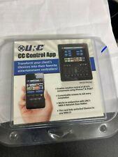Urc Cc Control App. No Reserve!