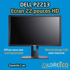 Ecran PC 22 pouces Dell P2213 GARANTIE 1 AN