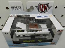 1957 DESOTO FIREFLITE FORWARD LOOK MOPAR WALMART WHITE 7,280 WMTS08 17-23 M2