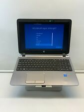 "New listing Hp ProBook 450 G2 15.6"" Laptop Core i5-5200U 8Gb Ram 256Gb Ssd Windows 10 Pro"