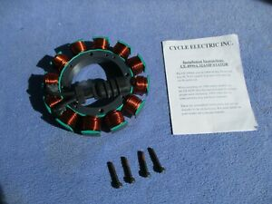 Cycle Electric stator 1989 - 1999 Harley softail dyna touring ultra heritage