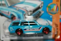 DATSUN BLUEBIRD 510 WAGON - HOT WHEELS - SCALA 1/55