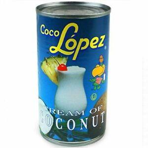 Coco Lopez Coconut Cream Tin 425g | Real Cream of Coconut