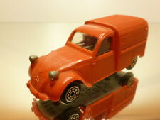 NOREV 26 CITROEN 2CV VAN - RED 1:43 - VERY GOOD CONDITION