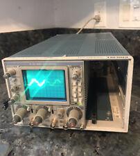Tektronix Tm503, 3 Slot Mainframe With Sc 502 Oscilloscope