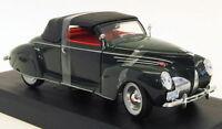Signature Models 1/32 Scale Model Car 32333 - 1939 Lincoln Zephyr - Green