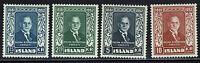 Iceland SC# 274-277, Mint Hinged  -  Lot 030916