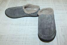 Sorel Falcon Ridge Suede Slippers, Men's - Size 9, Charcoal