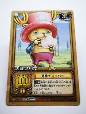 One Piece From TV animation bandai carddass carte card Made in Korea TD-C16