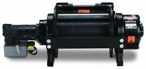 Warn Series 30XL Hydraulic Winch 30000lb / 13608kg (includes tensioner & air ...