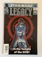 STAR WARS LEGACY # 15 Dark Horse Comics 8.5  VF+ (2006 series) Newsstand