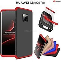 COVER per Huawei Mate 20 Pro CUSTODIA Fronte Retro 360° ORIGINALE ARMOR CASE