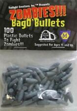 Zombies - Bag O Bullets - 100 Plastic Bullets- Gaming Accessory