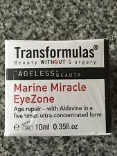Transformulas Marine Miracle EyeZone 10ml BNIB RRP £41.95