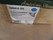 "American Standard 1660.610.295 10"" Rain Showerhead, Satin Nickel"