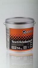 Quadra Textilklebstoff 14kg Bodenbelagskleber Teppichkleber Bodenkleber Kleber