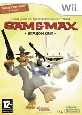 Sam & Max: Season One (Nintendo Wii, 2008)