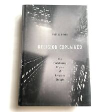 Religion Explained by Pascal Boyer (2002, Trade Paperback) HH5549