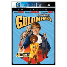AUSTIN POWERS GOLDMEMBER Mike Myers Beyonce Spy Comedy Parody DVD Movie Evil NEW