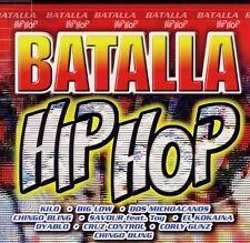Batalla Hip Hop [PA] by Various Artists (CD, Apr-2005, Vene Music)