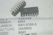 HARRIS HA1-2400-2 CDIP16 40MHz PRAM Four Channel