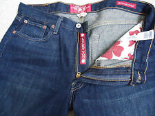 LUCKY BRAND MEN'S 361 VINTAGE STRAIGHT LOW RISE  JEANS  SIZE 33W X 32L 7MD1396