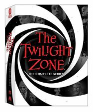 The Twilight Zone Rod Serlings Season 1-5 Complete Series DVD Box Set 156 Eps