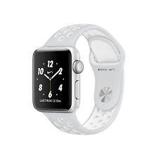 Apple Watch Nike+ (38mm) Series 2 - Pure Platinum/White - Brand New Sealed - UK