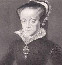 Marie  Reine d'Angleterre Marie Tudor  Mary I of England Ireland Gavard Massard