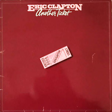 ERIC CLAPTON - Another Ticket (LP) (VG-/G++)
