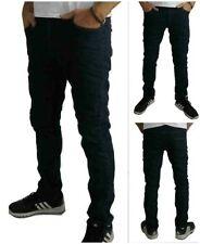 Markenlose Hosengröße 32 Herren-Jeans aus Baumwolle