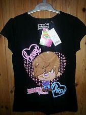 Moshi Monsters T Shirt Zack Binspin UK Age 11-12 yrs BNWT