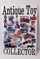 ANTIQUE TOY COLLECTOR SIGN 8x12 VINTAGE TRUCK WIND UP BOAT BatOp Marx K&O Tonka