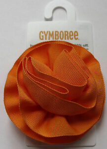 Gymboree Your Choice of Claw Clip Barrettes Butterfly Blossoms Tulip Fairy NEW
