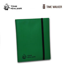 TIMEWALKER Times Sandglass 9-Pocket  BINDER Deep Green  MTG  Shipping:Free