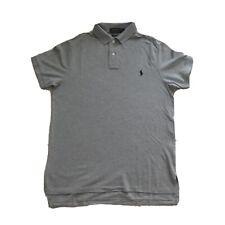 Mens Polo Shirt Size Large