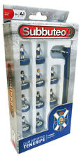 Official CD TENERIFE Subbuteo Team Football Soccer Toy Game Kids Figures