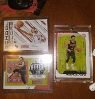 Trae Young Panini NBA Hoops Winter❄ SP Rookie & 2 contenders 3 rc lot invest 🔥