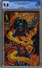TAROT: WITCH OF THE BLACK ROSE #33 (2005   BROADSWORD) CGC 9.8 - WHITE Pages