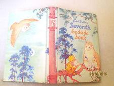Enid Blyton SEVENTH BEDSIDE BOOK 1957 hardcover copy jacket GRACE LODGE et al