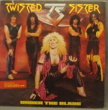 Twisted Sister –  Under The Blade Atlantic – 812561Y, RE, LP, SP, US, 1985