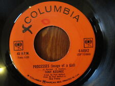 "TONY KOSINEC RARE 7"" PROCESSES IMAGES OF A GIRL CANADIAN 60'S YOU GOT ME CRAZY"