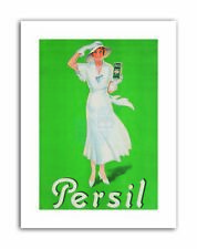LAUNDRY PERSIL GREEN DETERGENT Poster Canvas art Prints