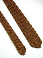 TREBEL Cravatta Tie SLIM Vintage 60  RASO SATIN